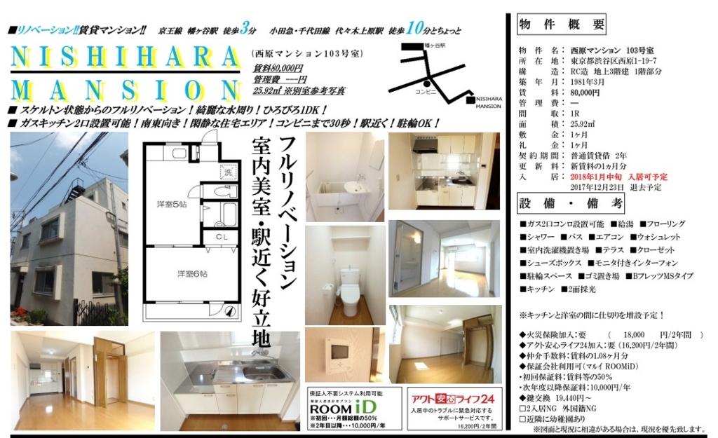f:id:yoyogiuehararealestate:20171126191258j:plain