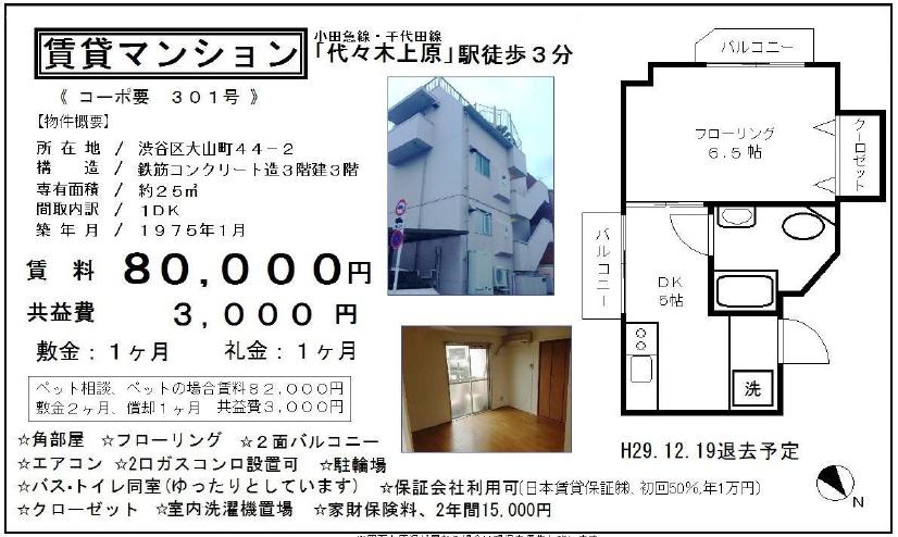 f:id:yoyogiuehararealestate:20171129105237p:plain