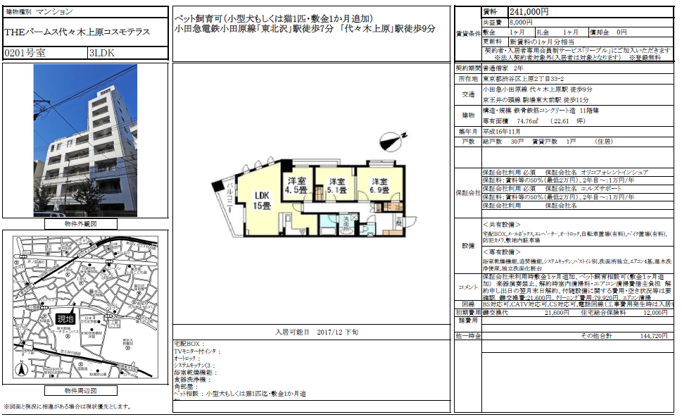 f:id:yoyogiuehararealestate:20171219103510p:plain