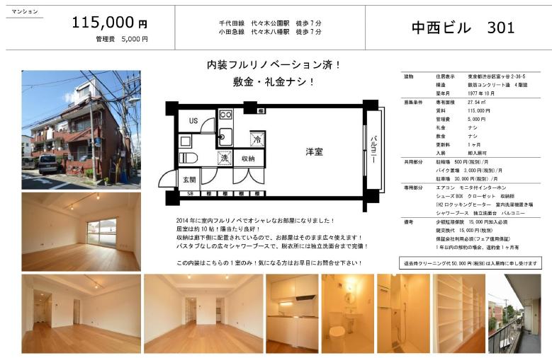 f:id:yoyogiuehararealestate:20171219103531p:plain
