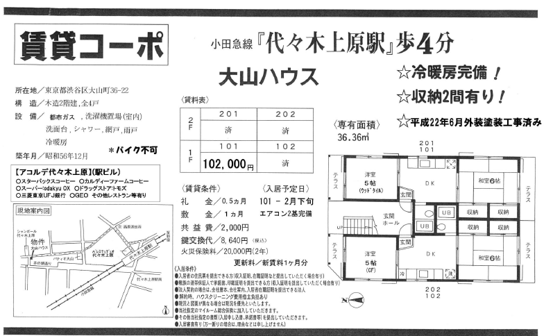 f:id:yoyogiuehararealestate:20180116104810p:plain