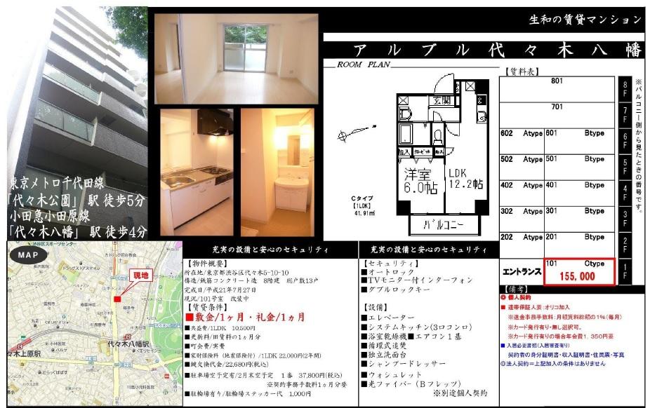 f:id:yoyogiuehararealestate:20180201104941j:plain