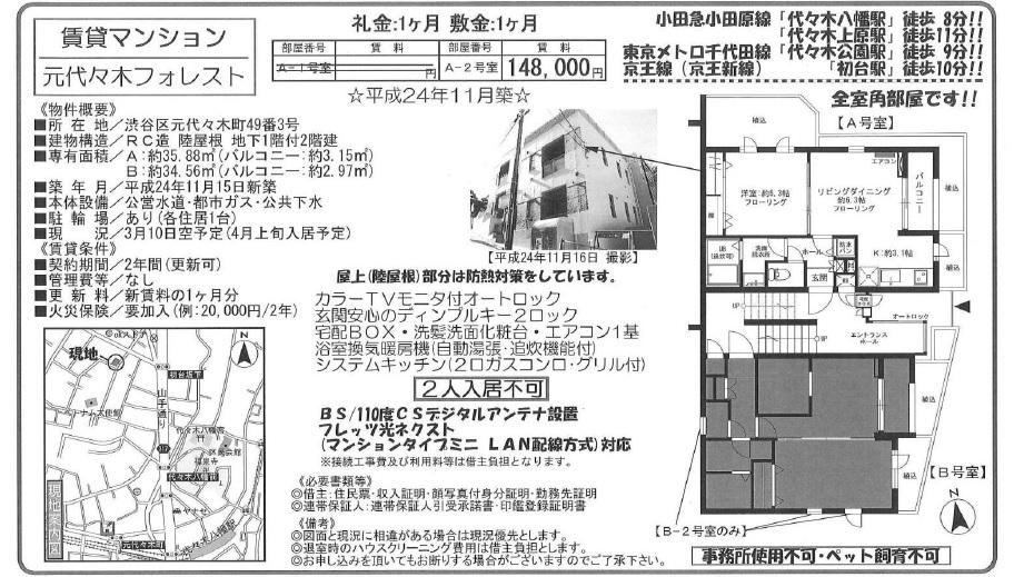 f:id:yoyogiuehararealestate:20180228120657j:plain