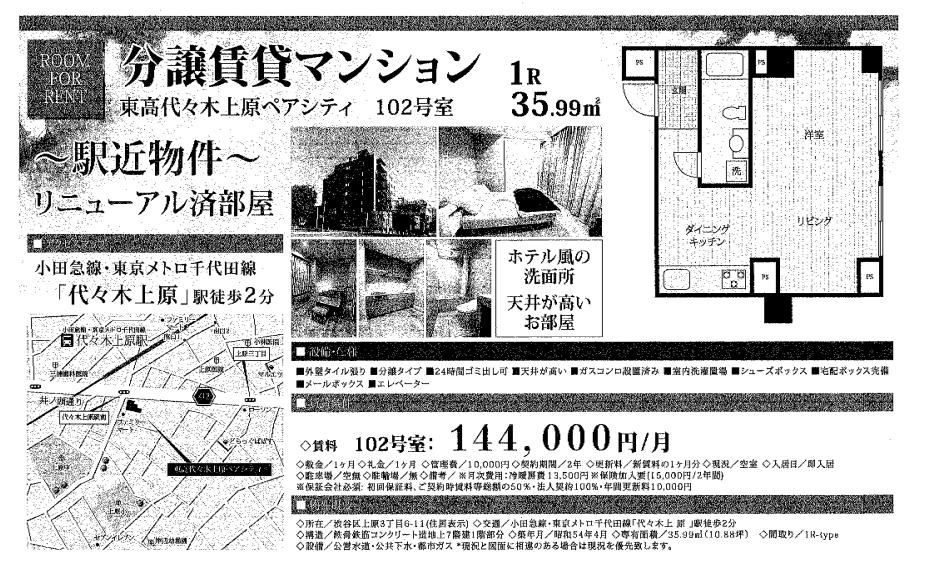 f:id:yoyogiuehararealestate:20180811104146p:plain