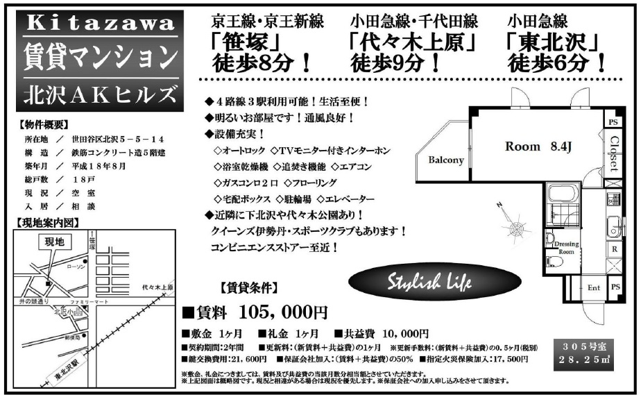 f:id:yoyogiuehararealestate:20180904103644j:plain