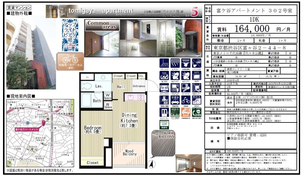 f:id:yoyogiuehararealestate:20180913113819j:plain