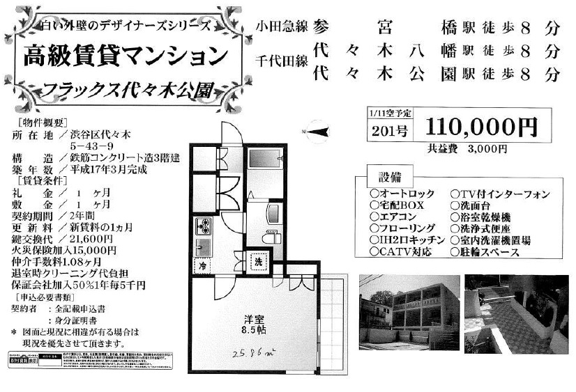 f:id:yoyogiuehararealestate:20181126212520j:plain