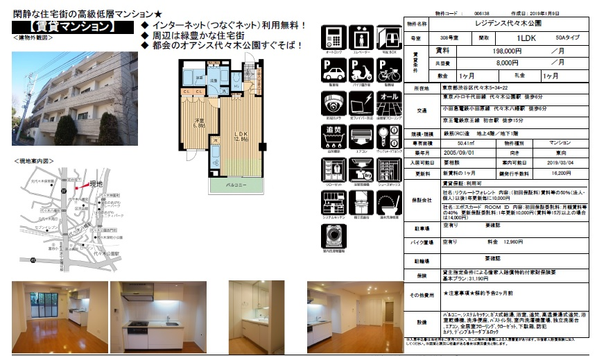 f:id:yoyogiuehararealestate:20190109110446j:plain