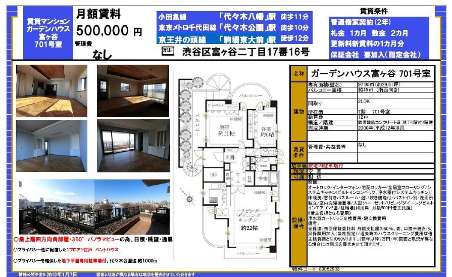 f:id:yoyogiuehararealestate:20190109110542j:plain