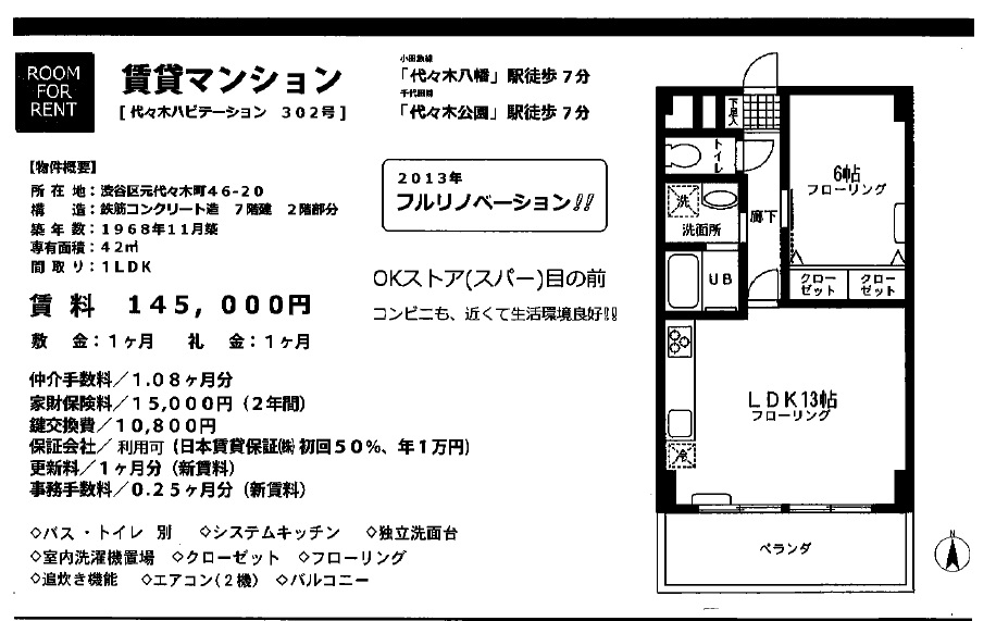 f:id:yoyogiuehararealestate:20190224120611j:plain