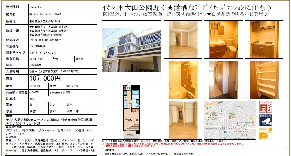 f:id:yoyogiuehararealestate:20190624094443j:plain