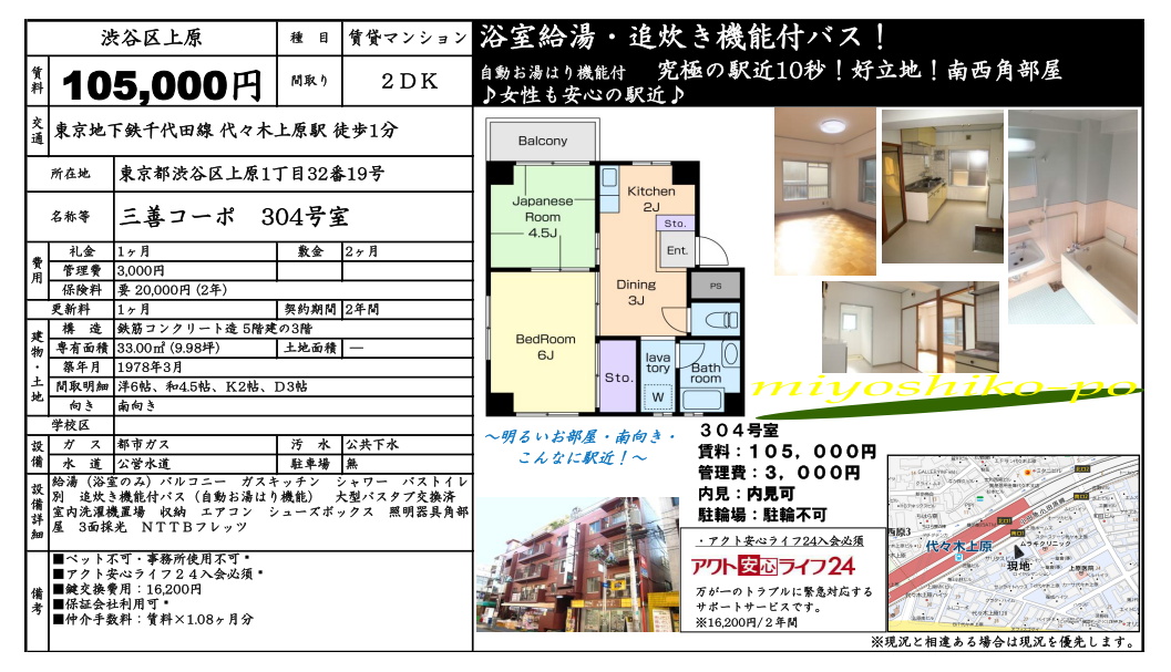f:id:yoyogiuehararealestate:20190704113335p:plain