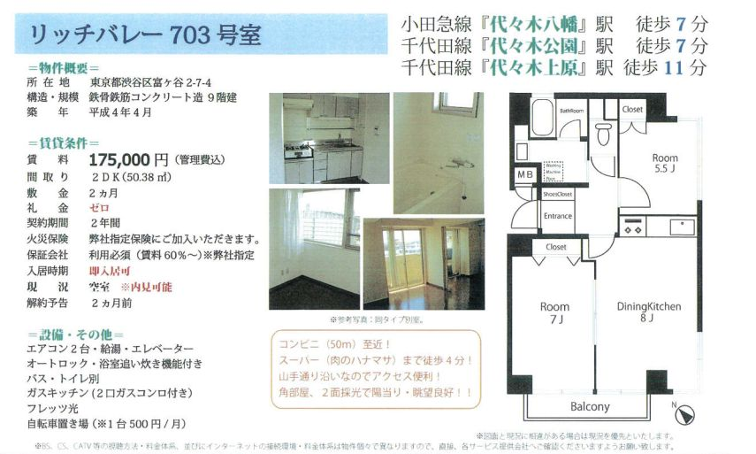 f:id:yoyogiuehararealestate:20190906103204j:plain