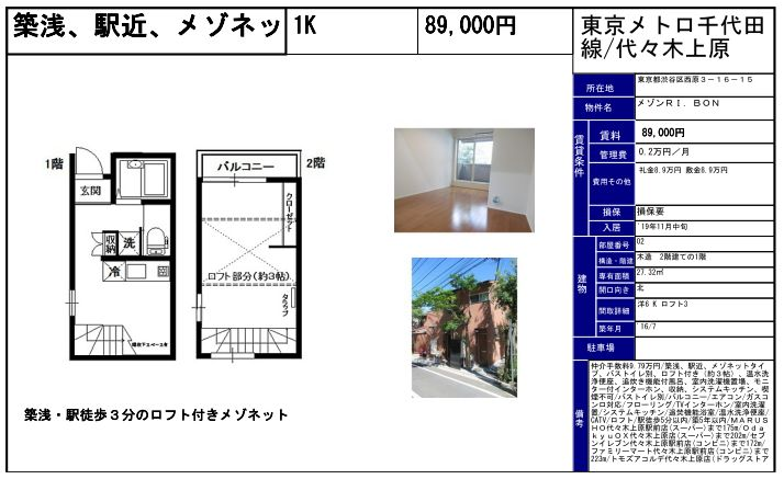 f:id:yoyogiuehararealestate:20190930100200j:plain