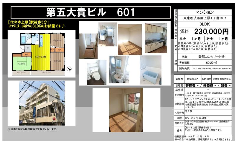 f:id:yoyogiuehararealestate:20191015212247j:plain