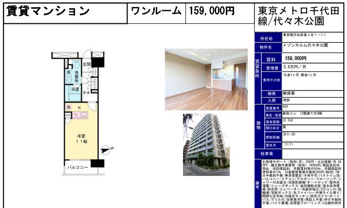 f:id:yoyogiuehararealestate:20191018084249j:plain