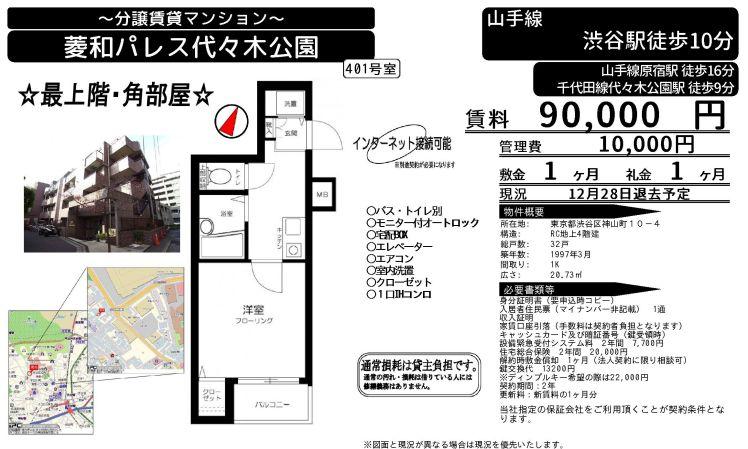 f:id:yoyogiuehararealestate:20191130094913j:plain