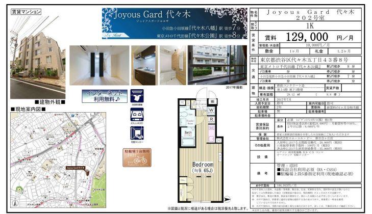 f:id:yoyogiuehararealestate:20191206111947j:plain