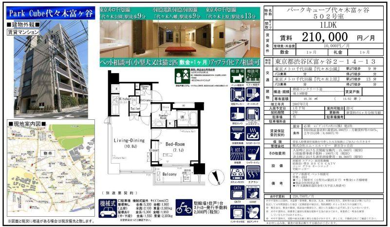 f:id:yoyogiuehararealestate:20191226093555j:plain