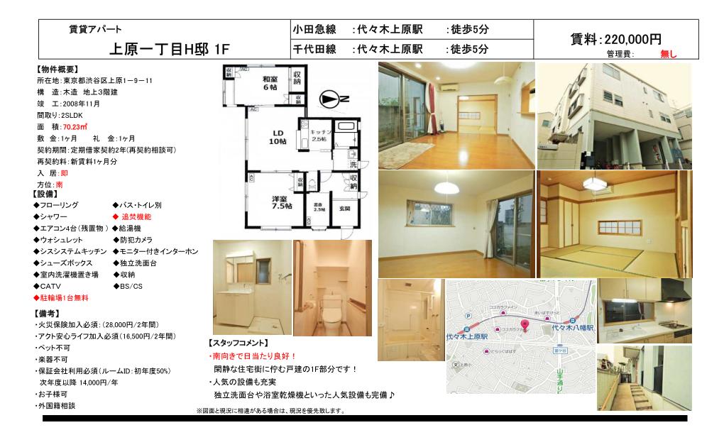 f:id:yoyogiuehararealestate:20200111200410p:plain