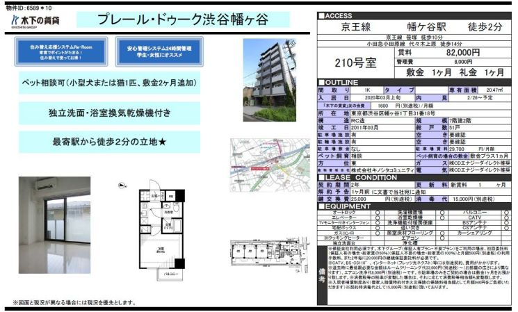 f:id:yoyogiuehararealestate:20200130102155j:plain