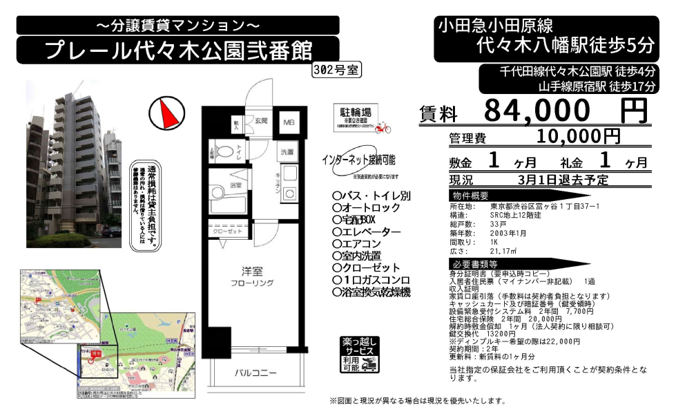 f:id:yoyogiuehararealestate:20200131110811p:plain