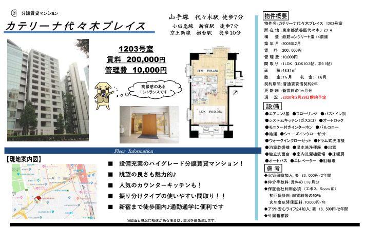 f:id:yoyogiuehararealestate:20200202094108j:plain