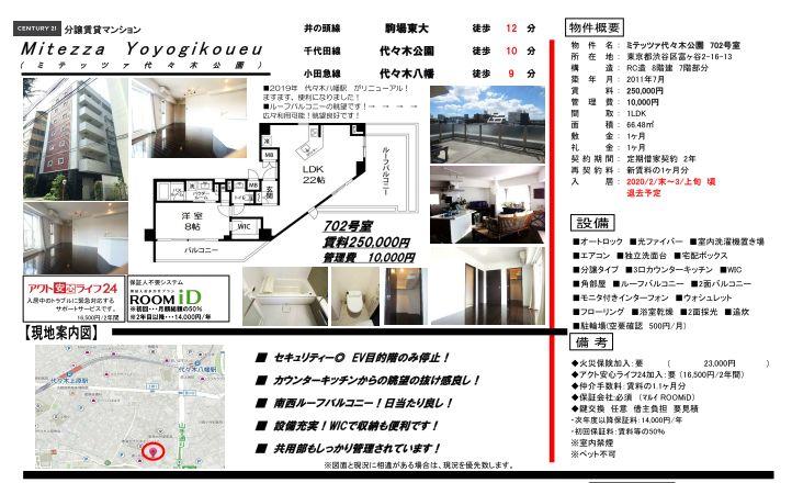 f:id:yoyogiuehararealestate:20200203100341j:plain