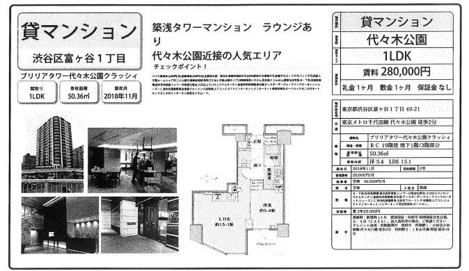 f:id:yoyogiuehararealestate:20200203101518j:plain