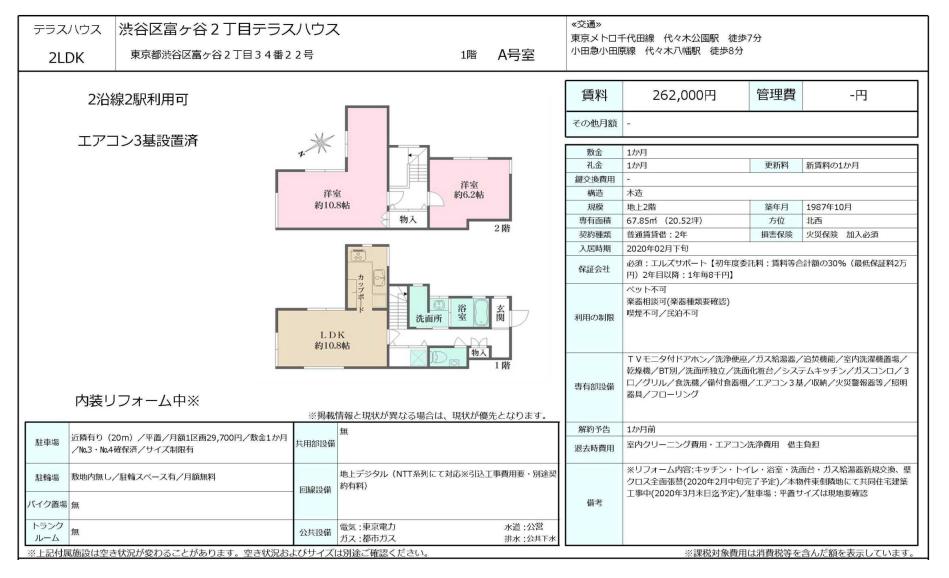 f:id:yoyogiuehararealestate:20200207105942p:plain