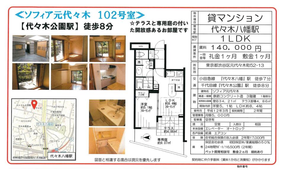 f:id:yoyogiuehararealestate:20200207110052p:plain