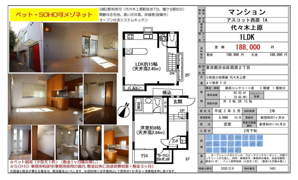 f:id:yoyogiuehararealestate:20200207110101p:plain