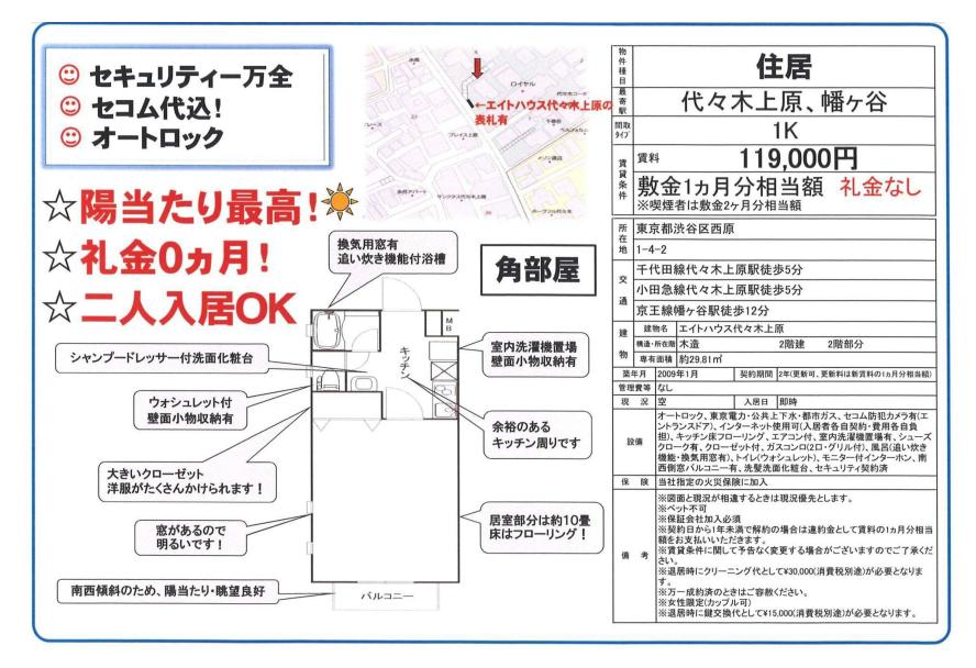 f:id:yoyogiuehararealestate:20200211120226p:plain