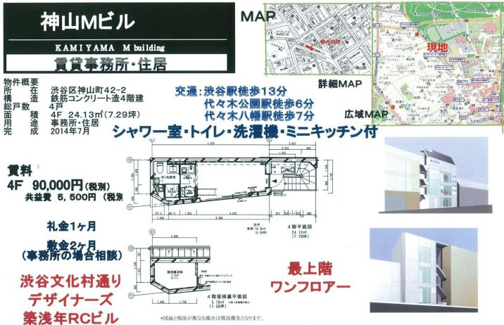 f:id:yoyogiuehararealestate:20200218103830j:plain