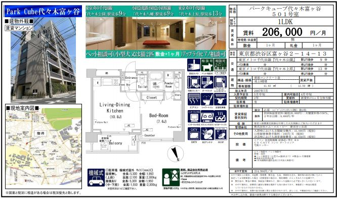 f:id:yoyogiuehararealestate:20200313112826j:plain