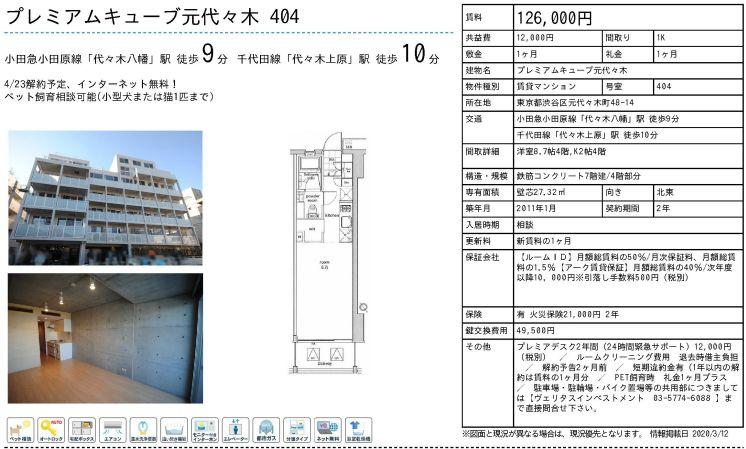 f:id:yoyogiuehararealestate:20200313112841j:plain