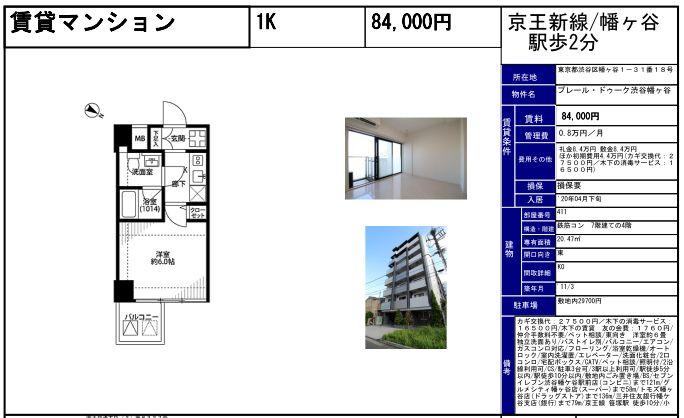 f:id:yoyogiuehararealestate:20200318100356j:plain