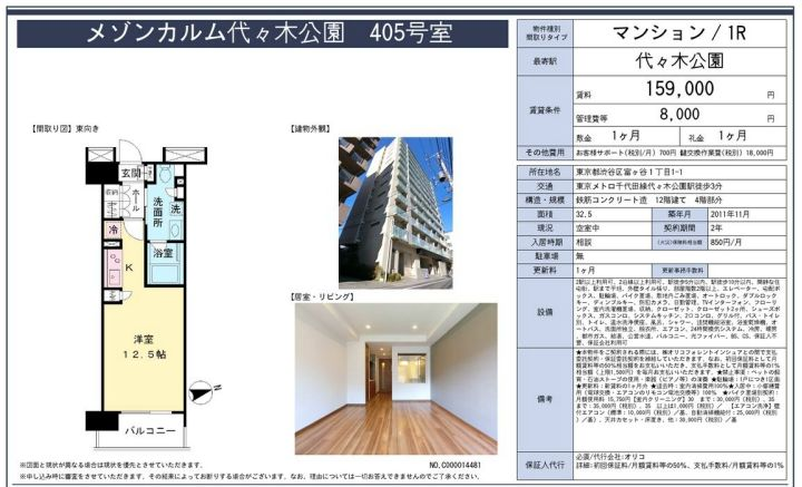f:id:yoyogiuehararealestate:20200323100935j:plain
