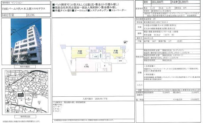 f:id:yoyogiuehararealestate:20200326105009j:plain