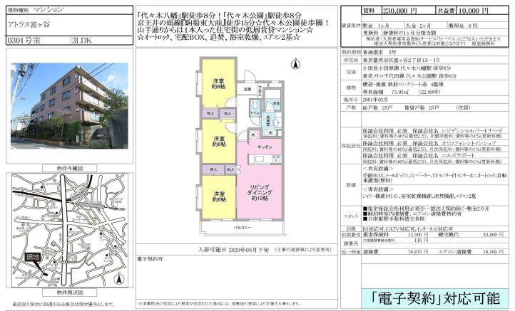 f:id:yoyogiuehararealestate:20200327105021j:plain