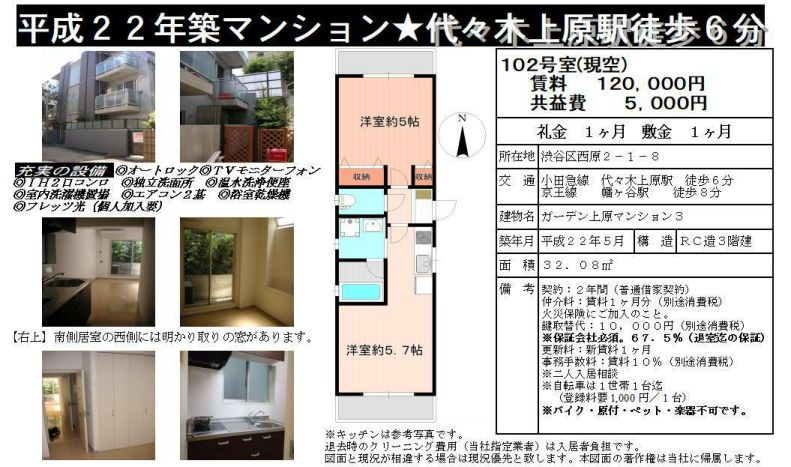 f:id:yoyogiuehararealestate:20200330190605j:plain