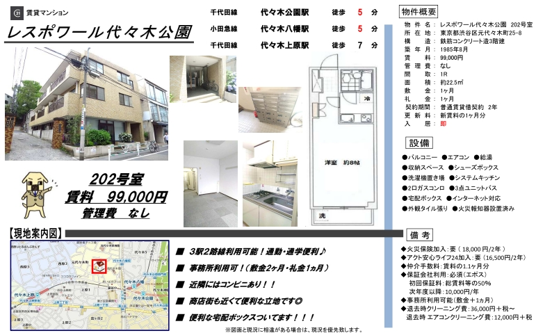 f:id:yoyogiuehararealestate:20200609101116j:plain