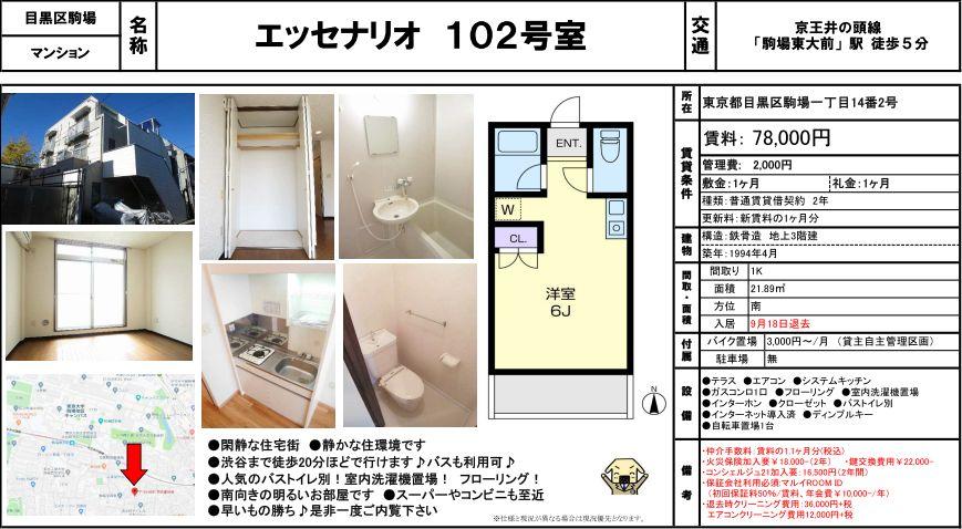 f:id:yoyogiuehararealestate:20200906104658j:plain