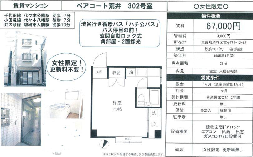 f:id:yoyogiuehararealestate:20200907100817j:plain