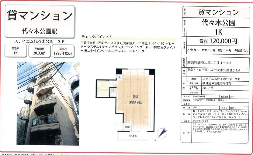 f:id:yoyogiuehararealestate:20200907100820j:plain