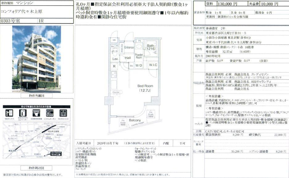 f:id:yoyogiuehararealestate:20200918101102j:plain