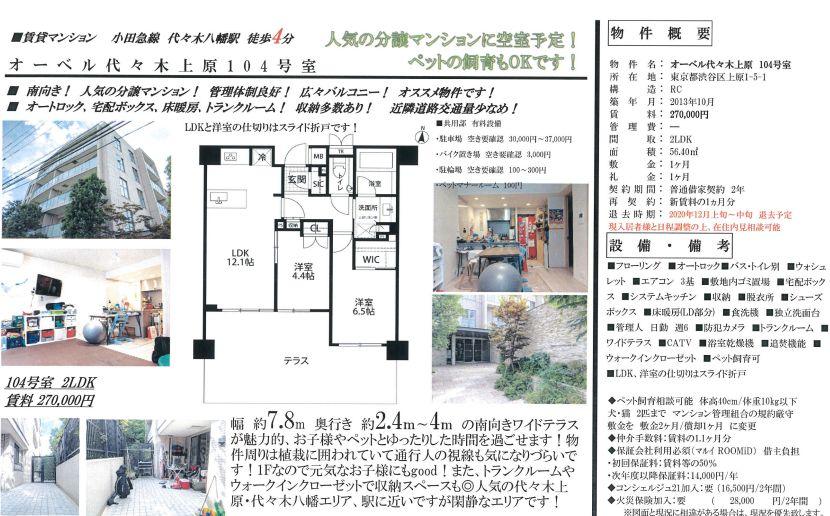 f:id:yoyogiuehararealestate:20200926103426j:plain