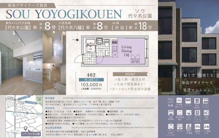 f:id:yoyogiuehararealestate:20201020200209j:plain