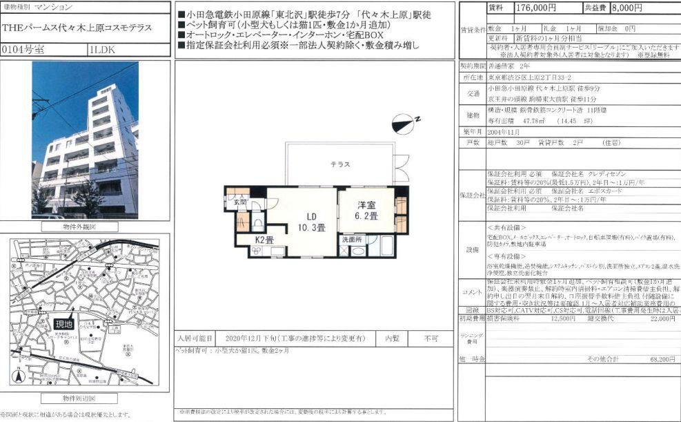 f:id:yoyogiuehararealestate:20201022112250j:plain