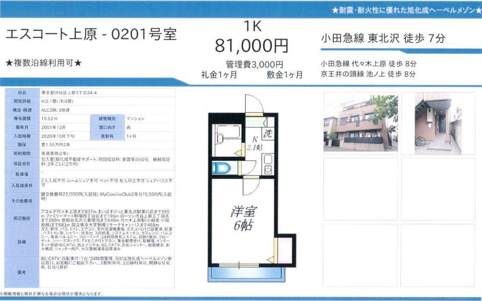 f:id:yoyogiuehararealestate:20201022112257j:plain